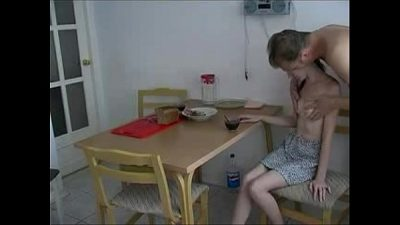 Russian Girl Suck And Fuck With Daddy For Break…