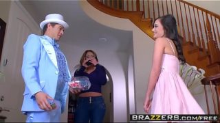 Brazzers – Prom Pussy Eva Notty, Gia Paige
